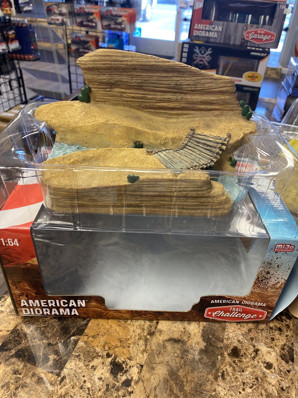 American Diorama 1/64 Scale: Trail Challenge