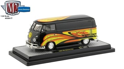 M2 1.24 scale Release 77B - 1960 VW Delivery Van Tom Kelly