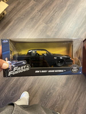 Jada- 1/24 Scale Dom's Buick Grand National