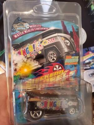 Weekend of Wheels Bingo VW Drag Bus 1 of 20