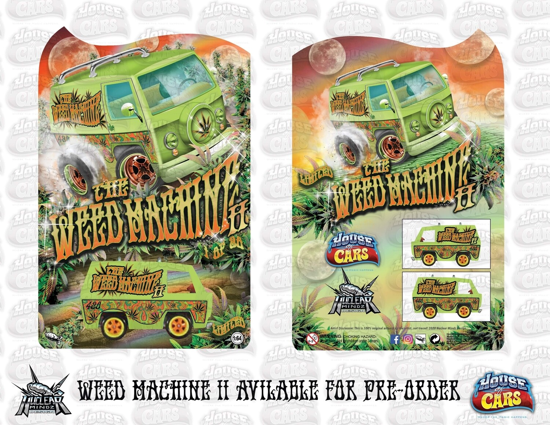 Weed Machine 2 1 of 20 Pre Order