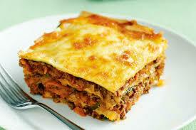 Beef Lasagna family of 6