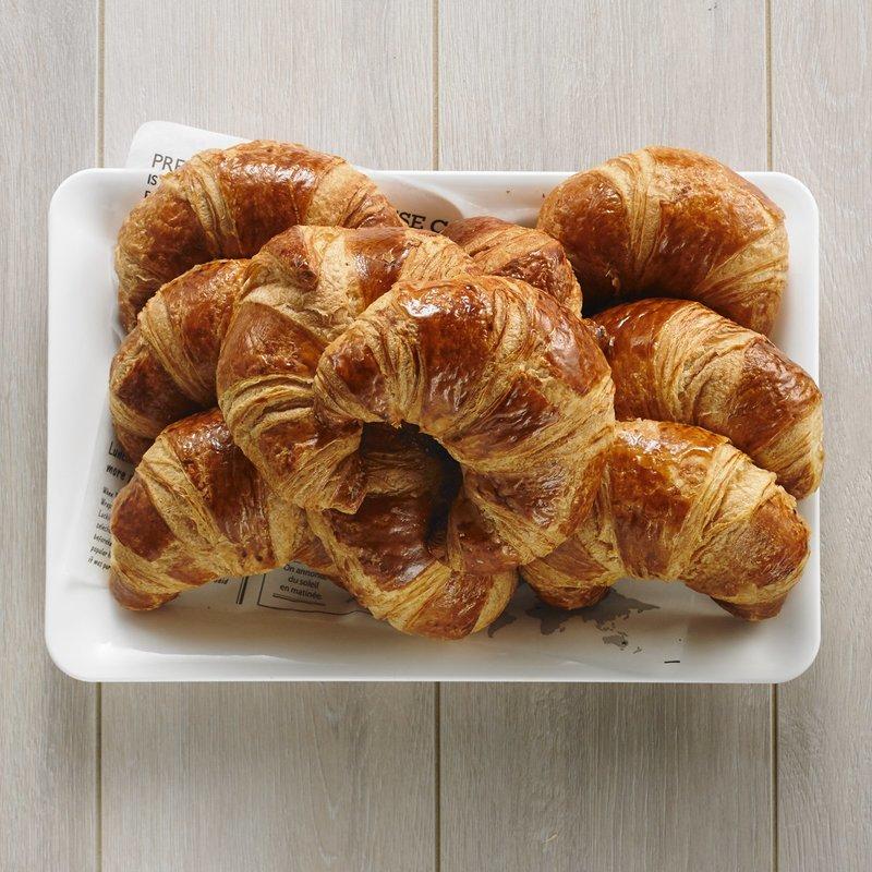 Butter Croissants Platter