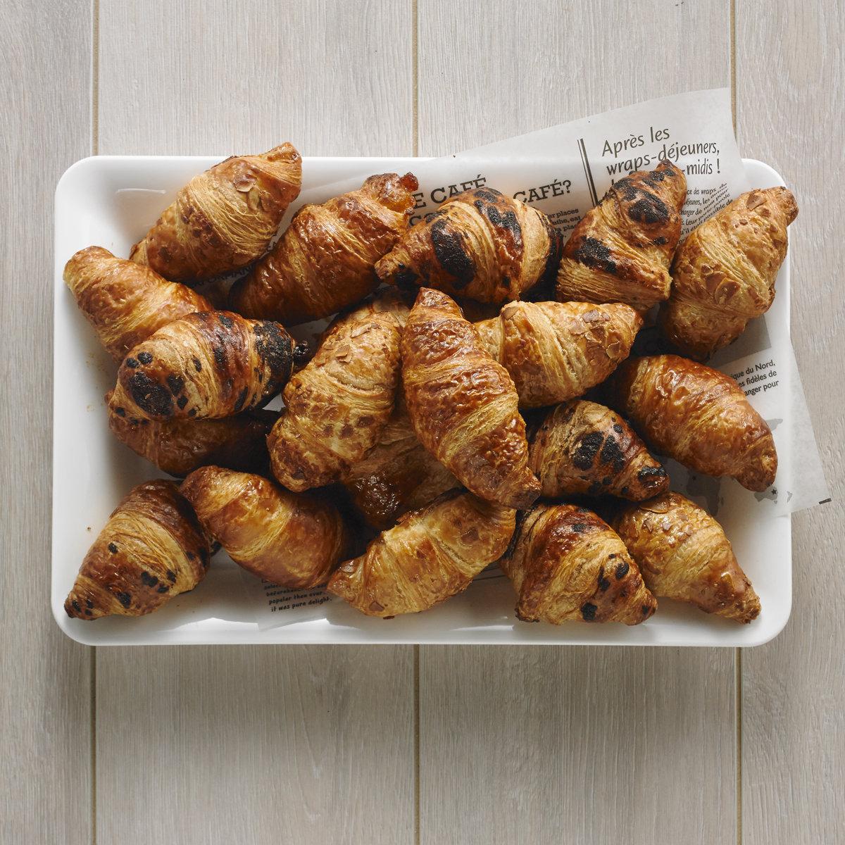 Mini Croissants Platter