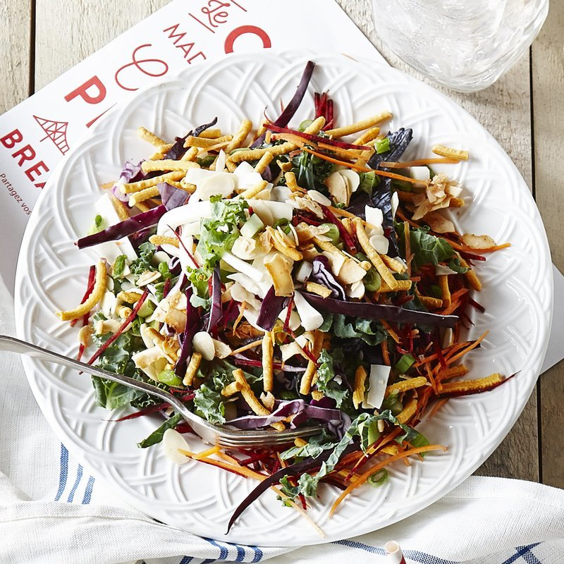 Salade repas Thaï