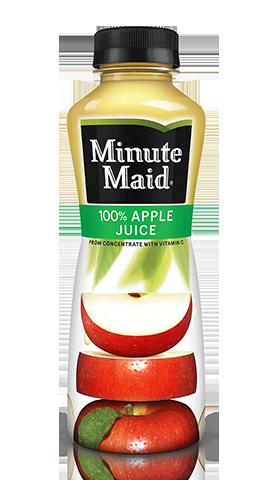 Apple Juice Bottle