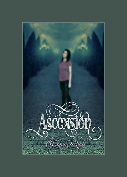 Ascension by Hannah Rials  USA FREE SHIPPING