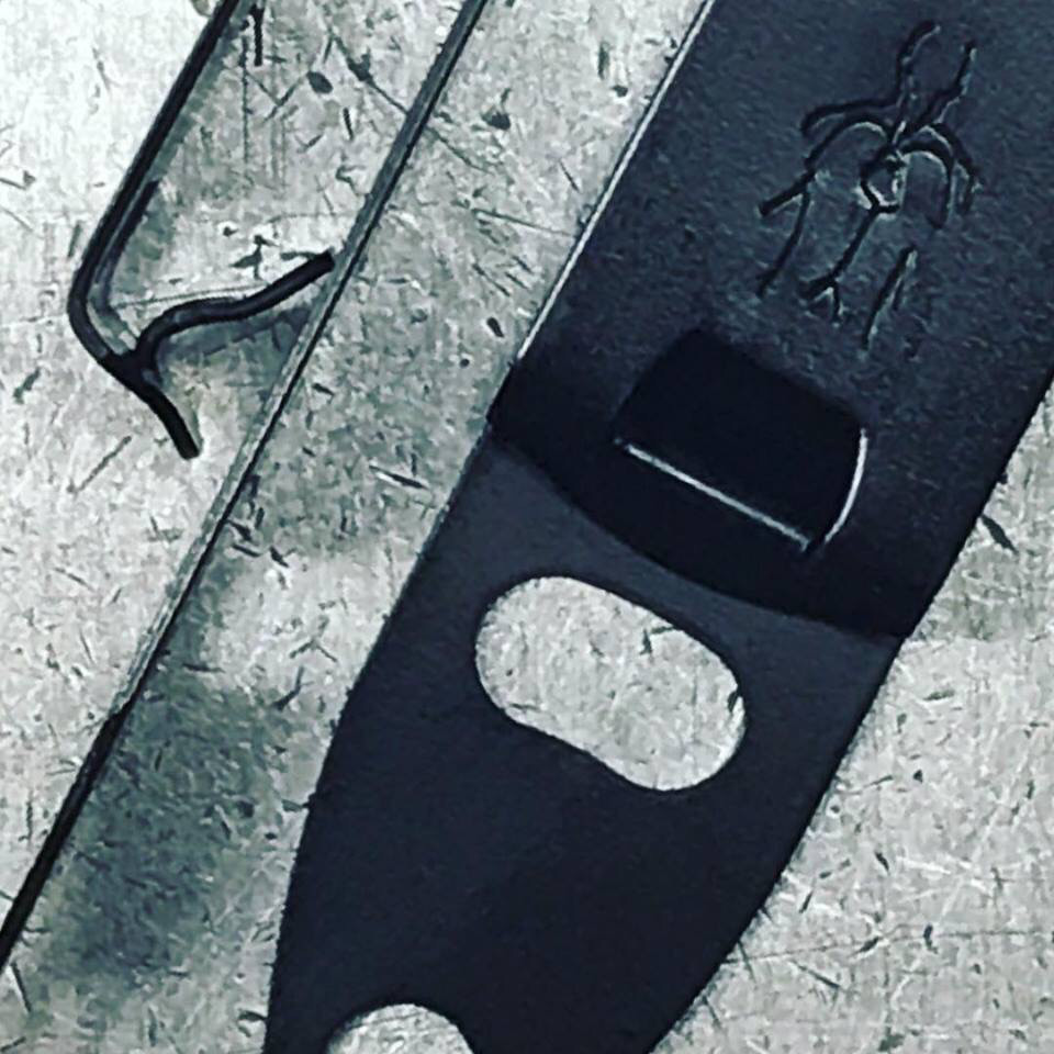 "Mod 4 SA - HLR Discreet Gear Clip™ - 1.5"" belt- SHS"