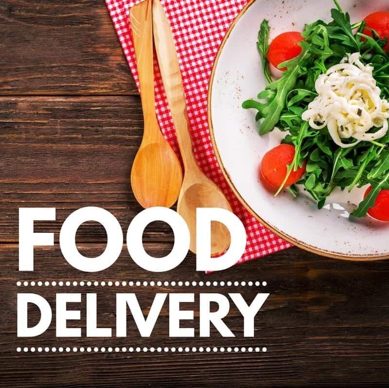 Food Delivery (No Participating Hillsboro Restaurants)