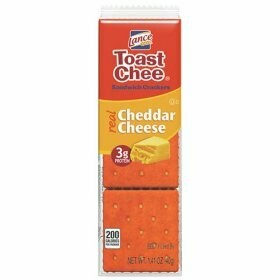 LANCE CHEESE CRACKERS