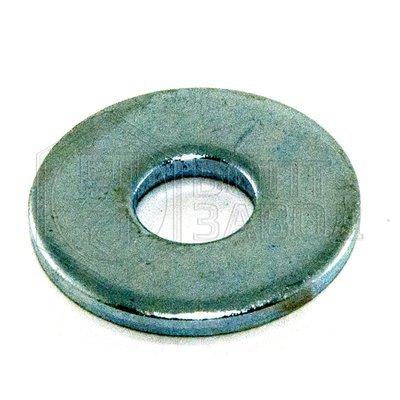 Шайба кузовная плоская увеличенный диаметр 6 100 штук