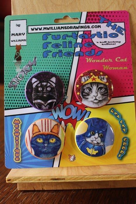 fur-tastic feline friends