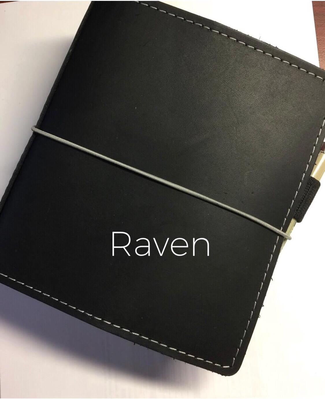 Raven in Rings