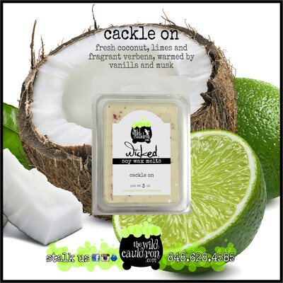 Cackle On Wicked Wax Melts