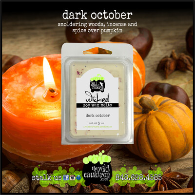 Dark October Wicked Wax Melts