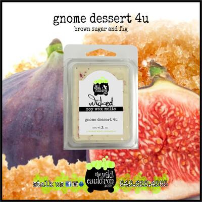 Gnome Dessert 4U Wicked Wax Melts