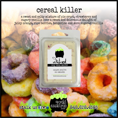 Cereal Killer Wicked Wax Melts