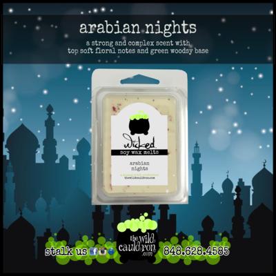 Arabian Nights Wicked Wax Melts