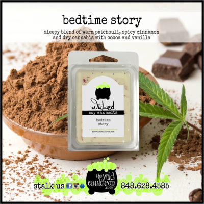 Bedtime Story Wicked Wax Melts