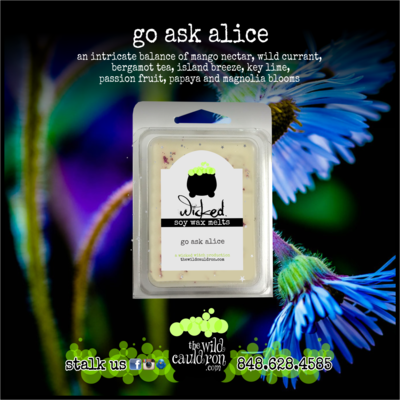 Go Ask Alice Wicked Wax Melts