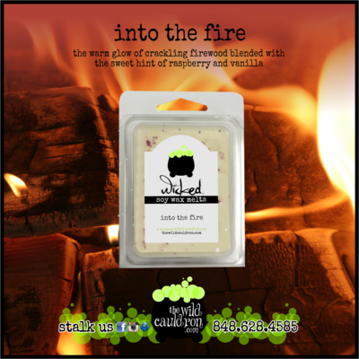 Into the Fire Wicked Wax Melts