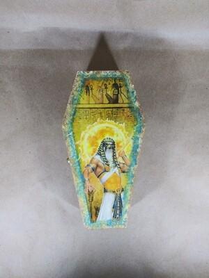 Egyptian God Coffin