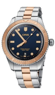 ORIS Divers Sixty-Five -miesten rannekello