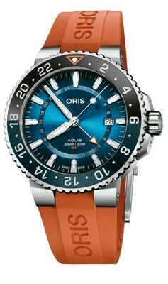 ORIS Aquis Carysfort Reef Limited Edition -miesten rannekello