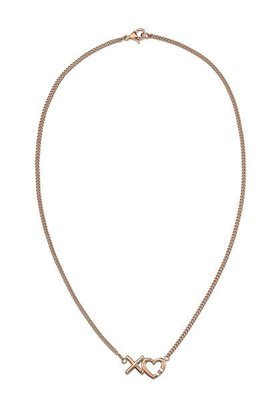 TOMMY HILFIGER Heart Necklace RG X