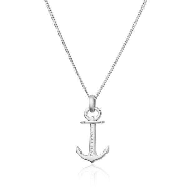 PAUL HEWITT Necklace Anchor Spirit Silver