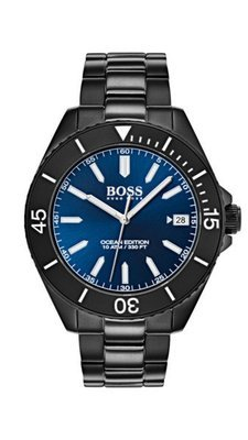 HUGO BOSS Ocean Edition -miesten rannekello