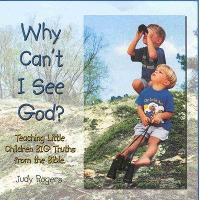 Why Can't I See God? DD-Why Can't I See God?