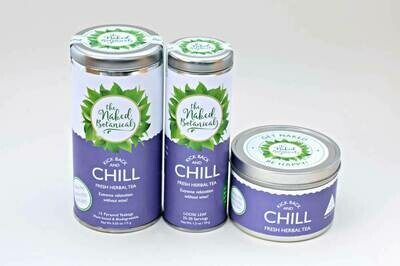 Just Kick Back & Chill Tea