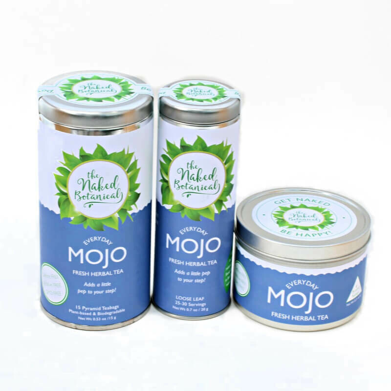 Everyday Mojo Herbal Tea
