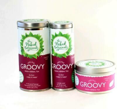 Feeling Groovy Herbal Tea