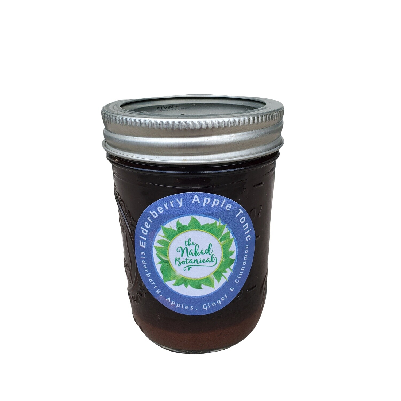 Vegan Farm Grown Elderberry Tonic