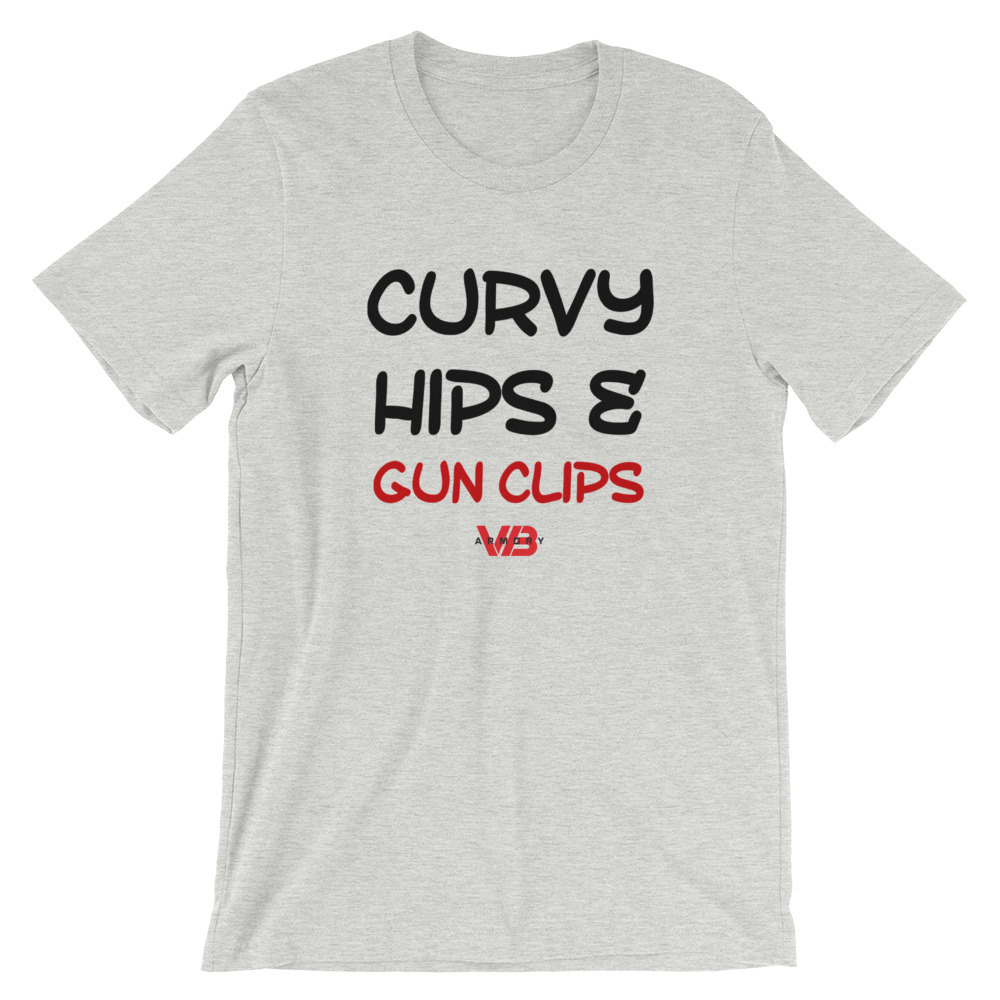 Curvy Hips SS Tee 00113