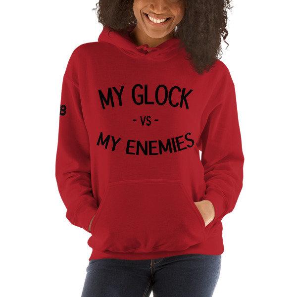 My Glock Vs - Unisex Hoodie 00081
