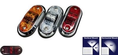 S17: PC/P2 Rated Marker Light