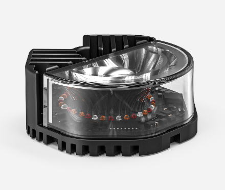 Feniex Under-Mirror Puck Single-Dual-Tri Color-PAIR
