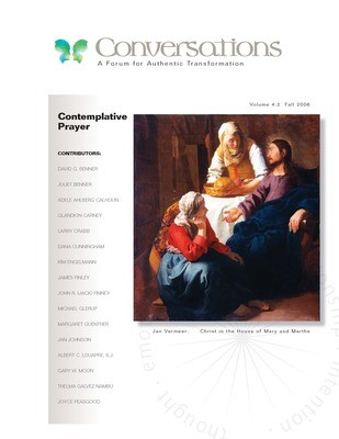 Conversations Journal 4.2 Contemplative Prayer (Digital Download - PDF)
