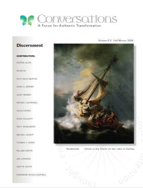 Conversations Journal 6.2 Discernment (Hardcopy)