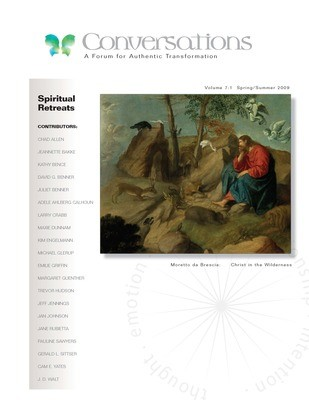 Conversations Journal 7.1 Spiritual Retreats (Digital Download - PDF)
