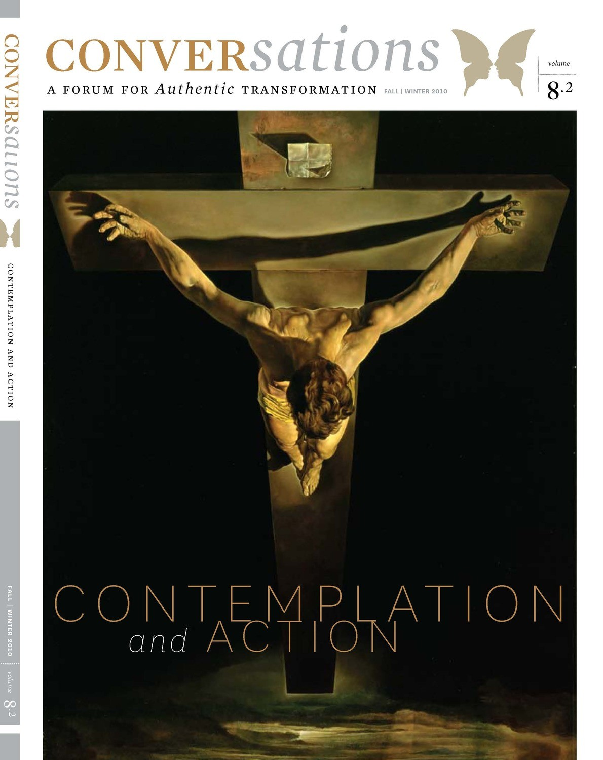 Conversations Journal 8.2 Contemplation and Action (Digital Download - PDF)