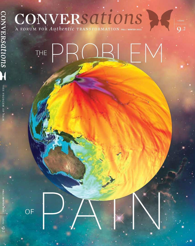 Conversations Journal 9.2 The Problem of Pain (Hardcopy)