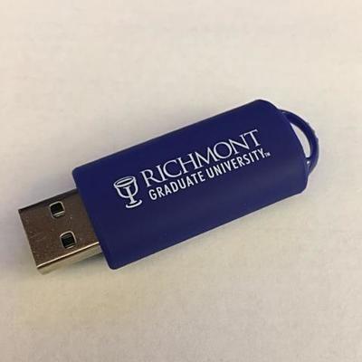 8GB Clickable USB Drive