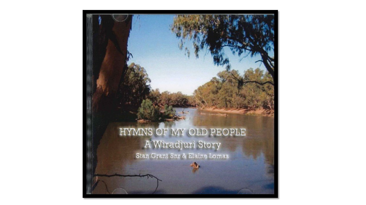CD Hymms of My Old People