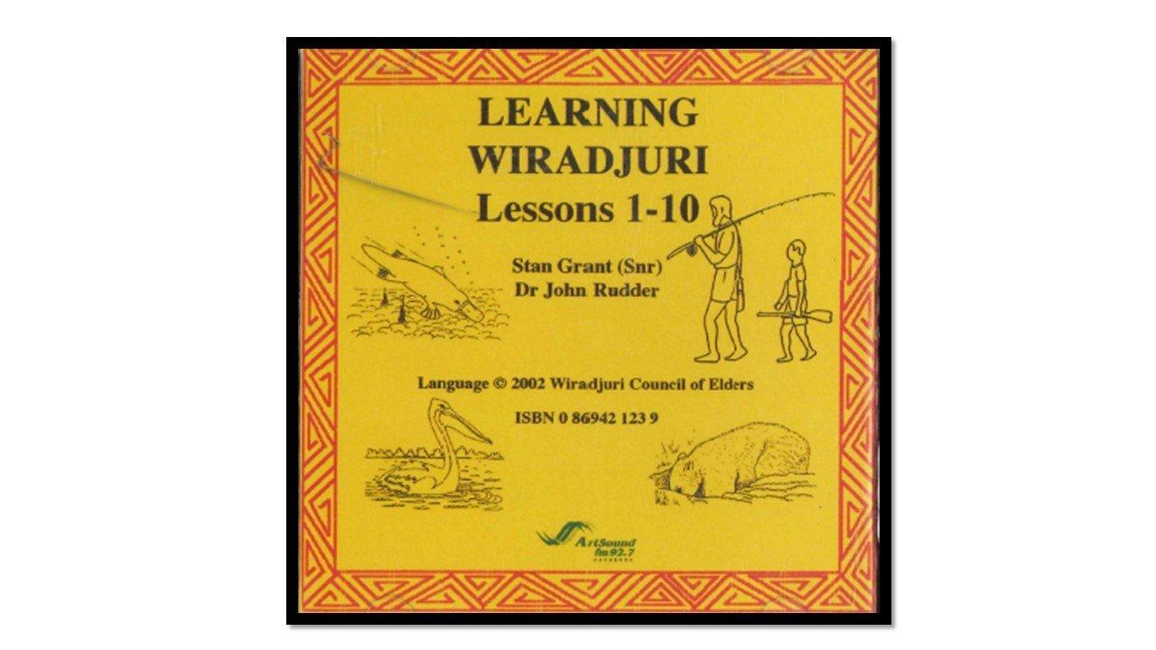 CD Learning Wiradjuri Lessons 1-10