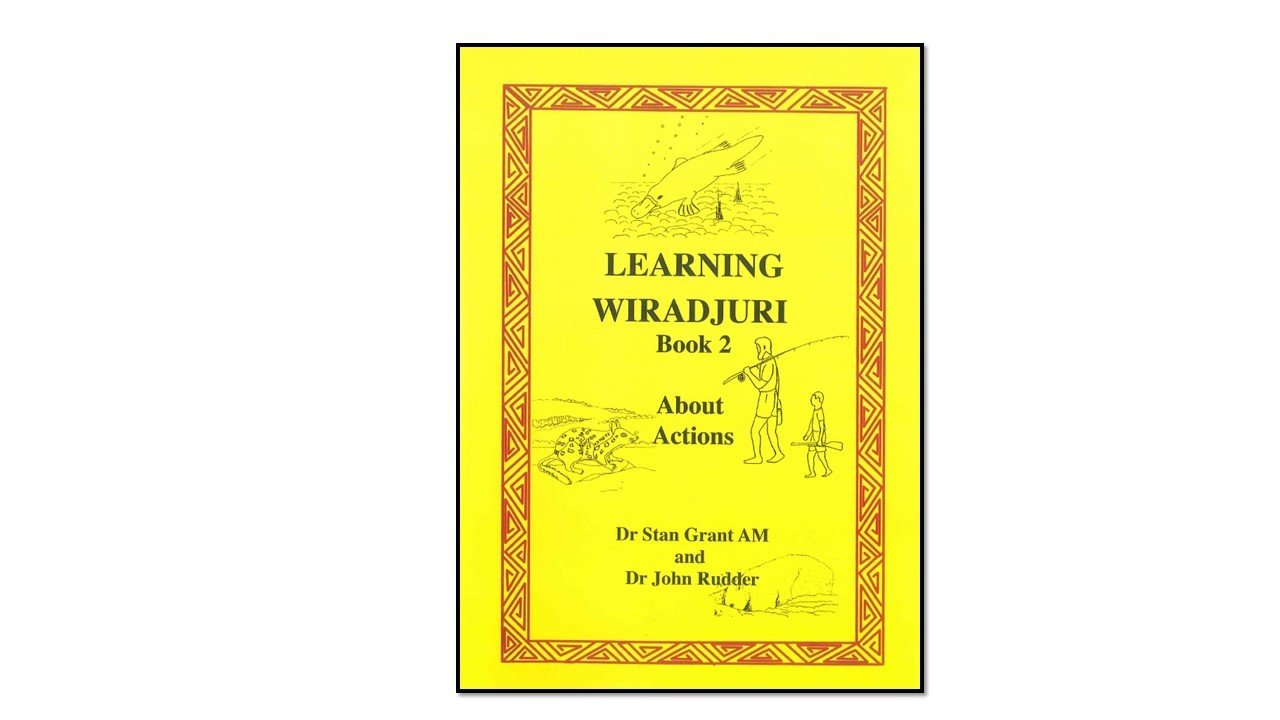 Learning Wiradjuri Book 1