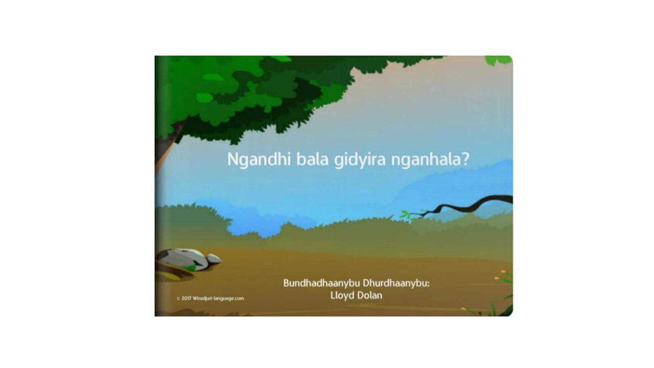 Animals Book 2 Gidyira